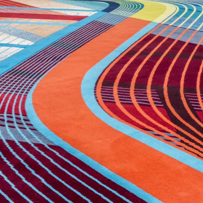 Las alfombras RE / Form de Zaha Hadid Design 4