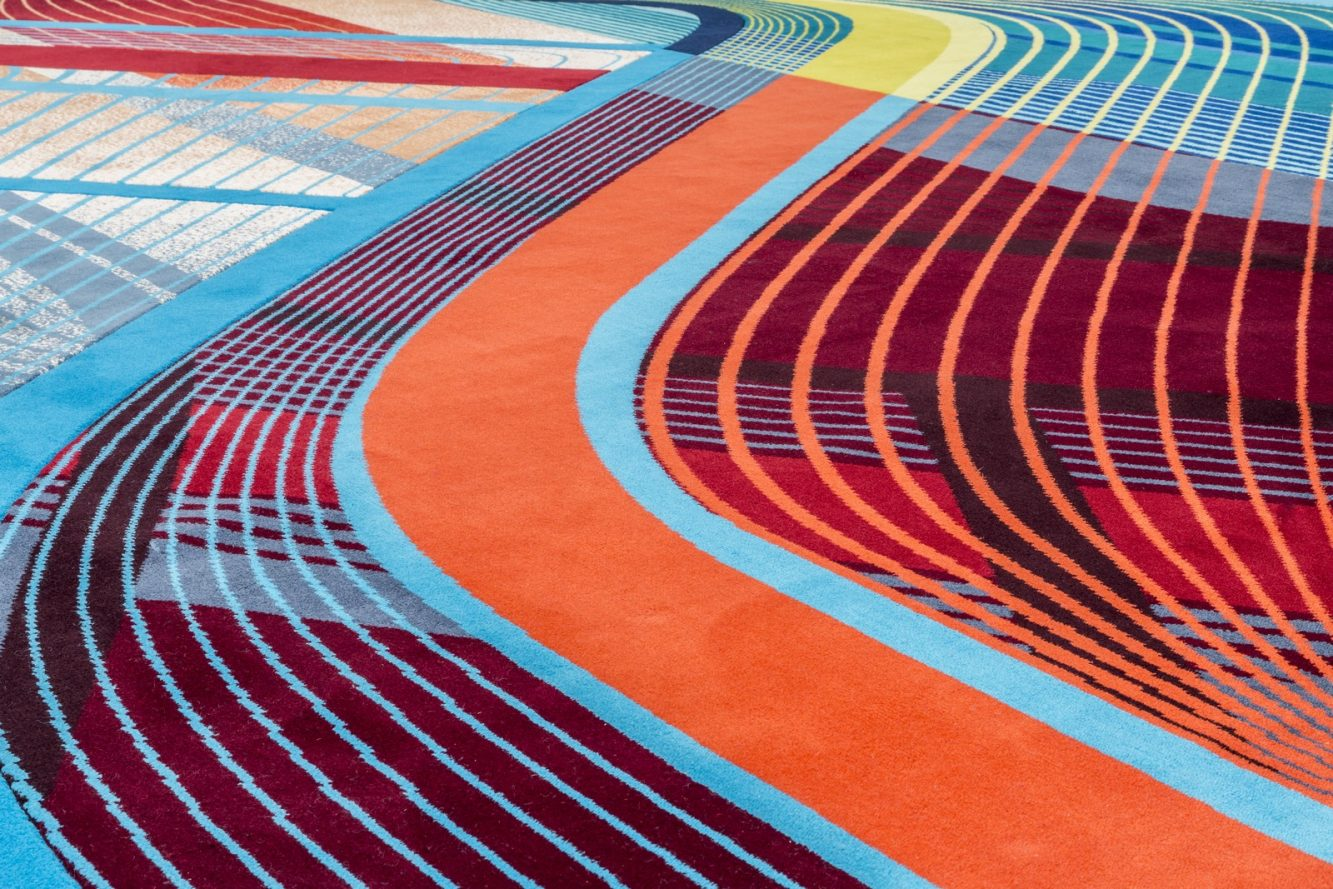 Las alfombras RE / Form de Zaha Hadid Design 25
