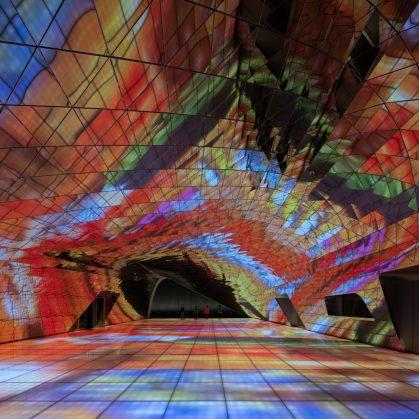 El complejo de arte y entretenimiento de MVRDV 9