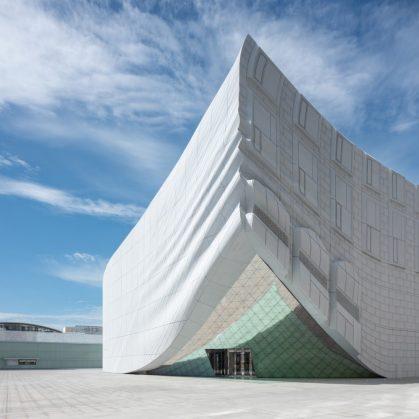 El complejo de arte y entretenimiento de MVRDV 15