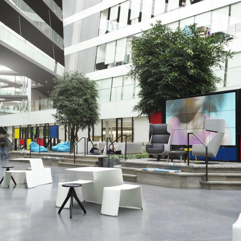 El renovado espacio de trabajo de Adidas 6