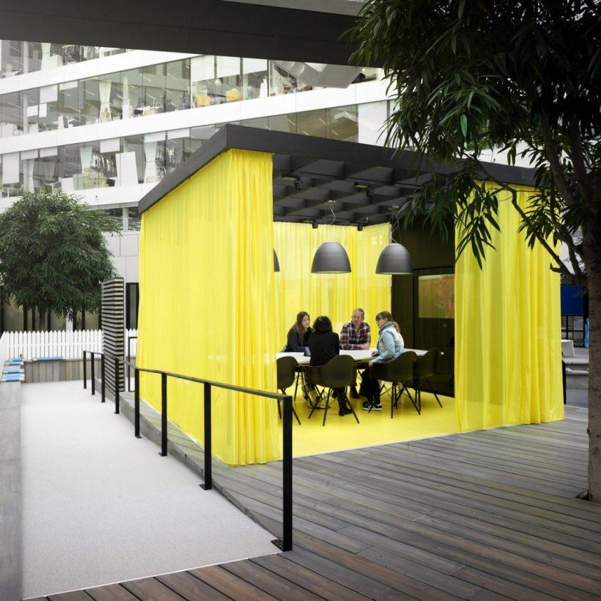 El renovado espacio de trabajo de Adidas 7
