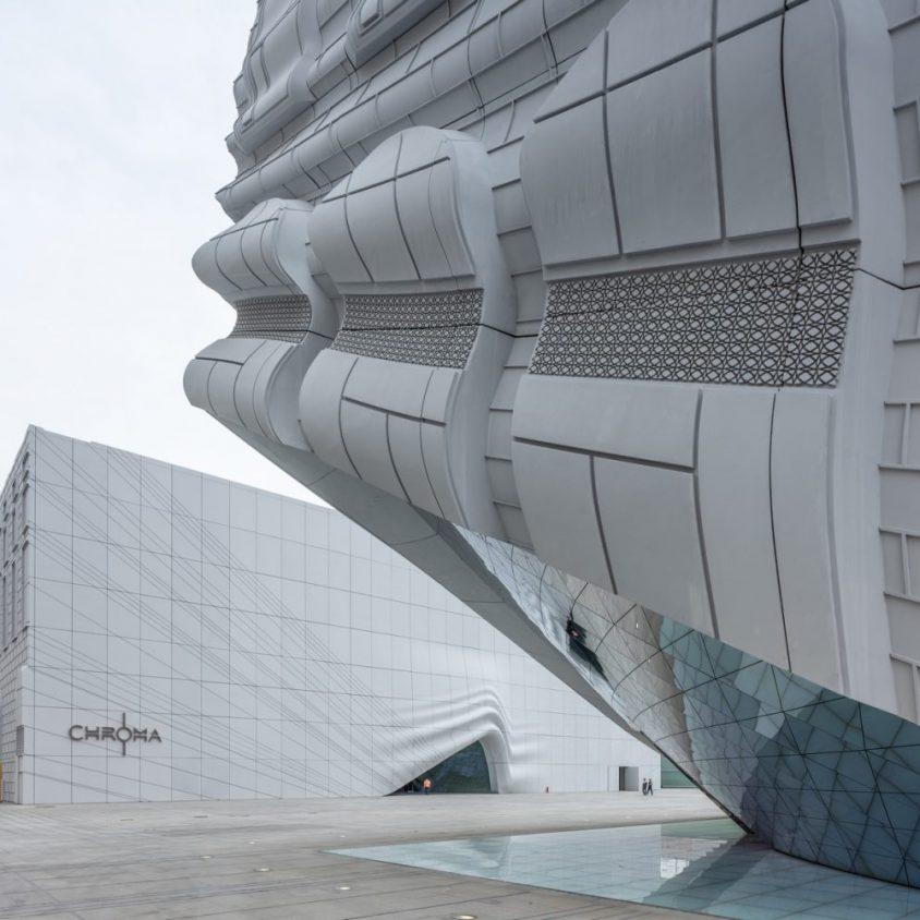 El complejo de arte y entretenimiento de MVRDV 17