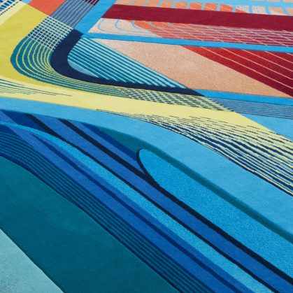 Las alfombras RE / Form de Zaha Hadid Design 10