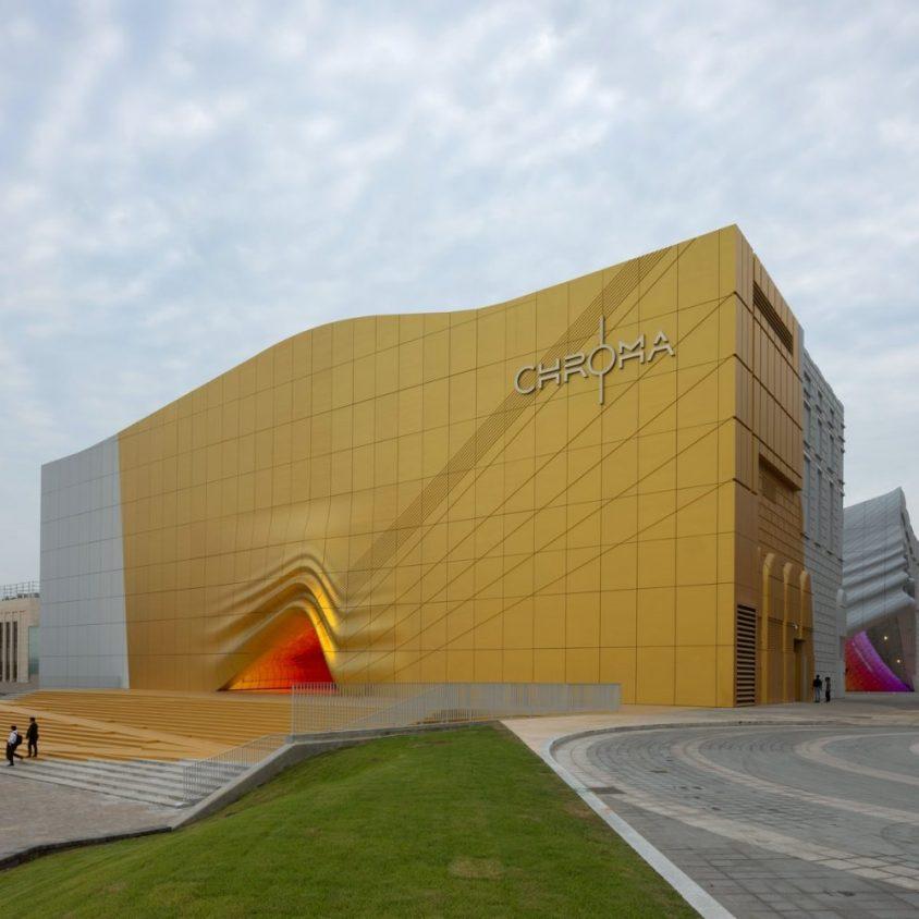 El complejo de arte y entretenimiento de MVRDV 26