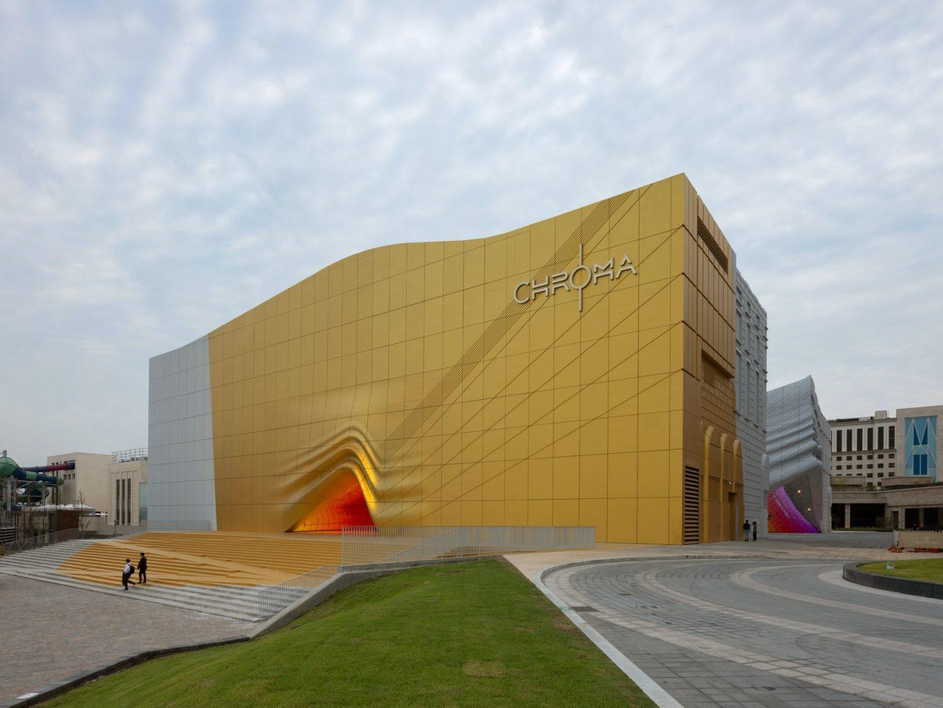 El complejo de arte y entretenimiento de MVRDV 31