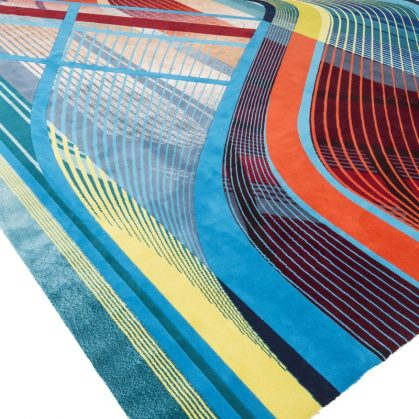 Las alfombras RE / Form de Zaha Hadid Design 23