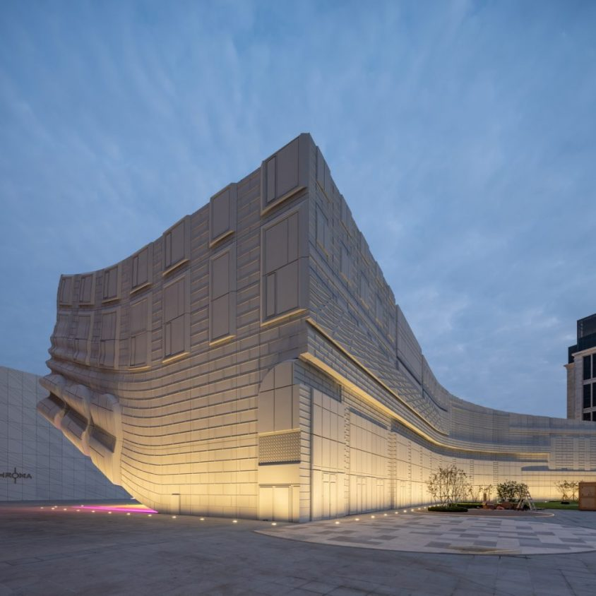El complejo de arte y entretenimiento de MVRDV 20