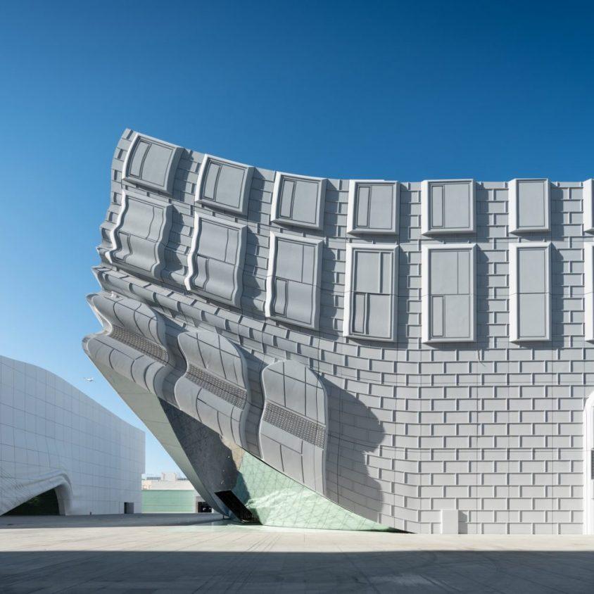 El complejo de arte y entretenimiento de MVRDV 12