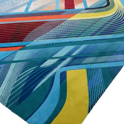 Las alfombras RE / Form de Zaha Hadid Design 22
