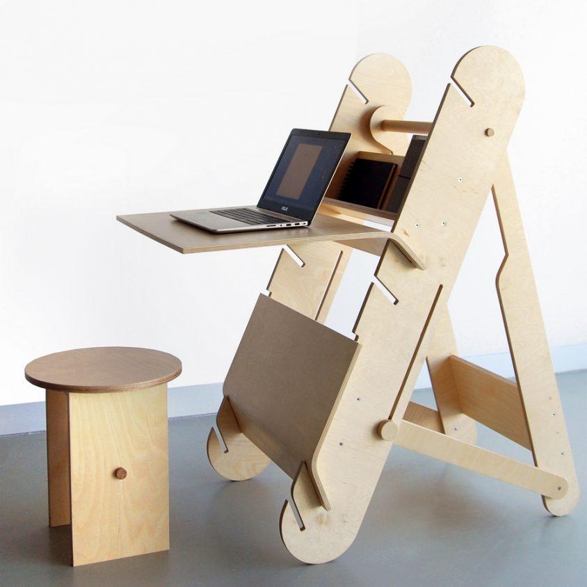El escritorio saludable 3
