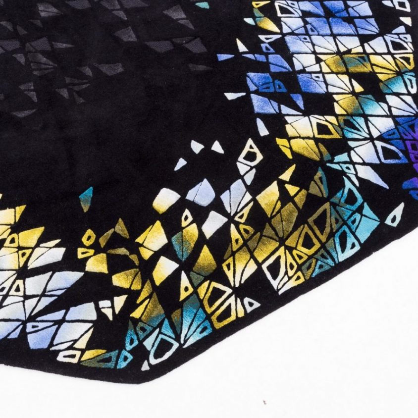 Las alfombras RE / Form de Zaha Hadid Design 17
