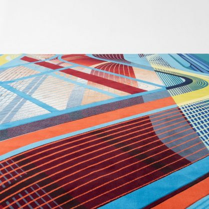 Las alfombras RE / Form de Zaha Hadid Design 6