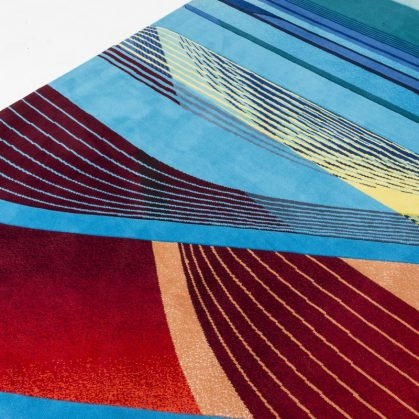 Las alfombras RE / Form de Zaha Hadid Design 8
