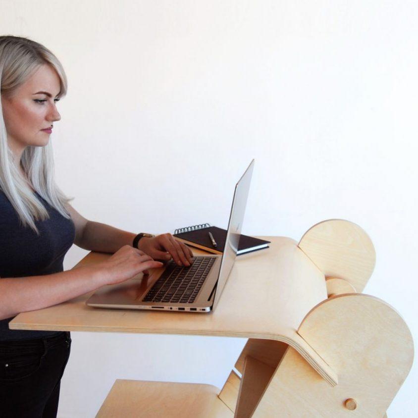El escritorio saludable 5
