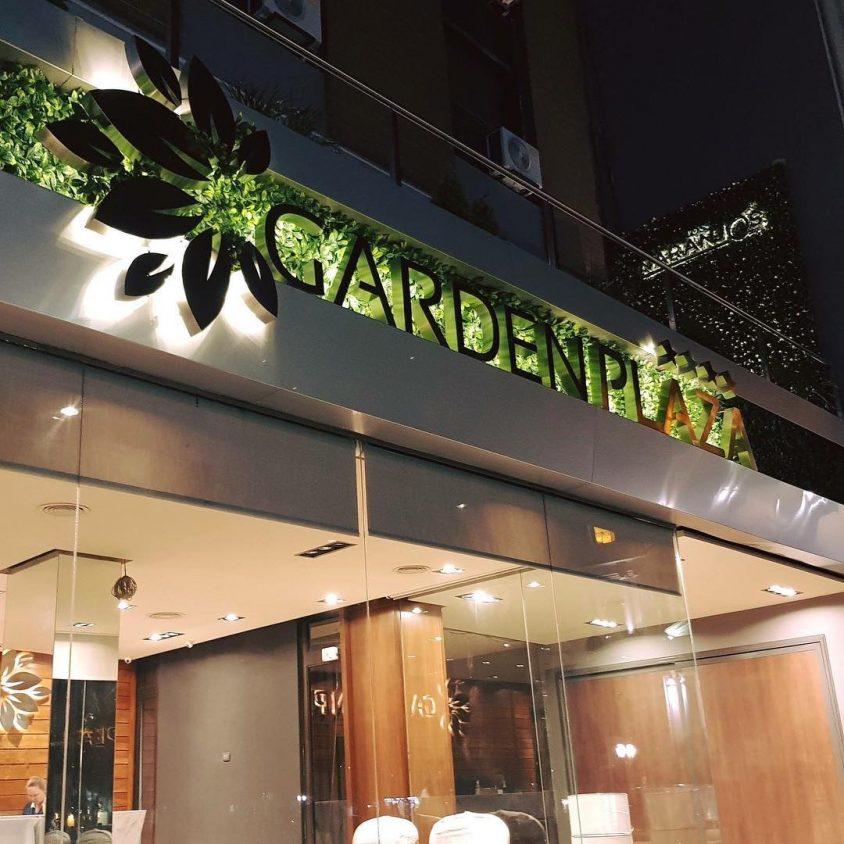 Hotel Garden Plaza 8