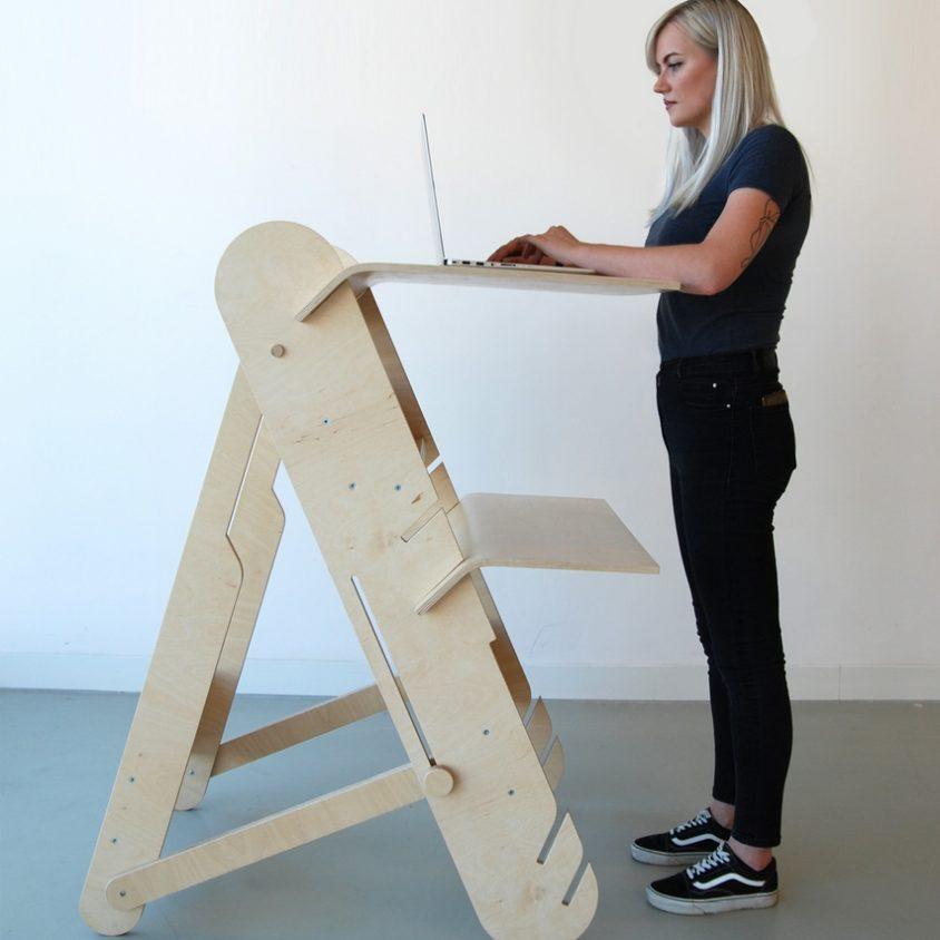El escritorio saludable 9