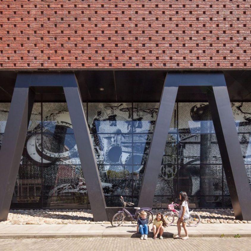 Villa Industria 18