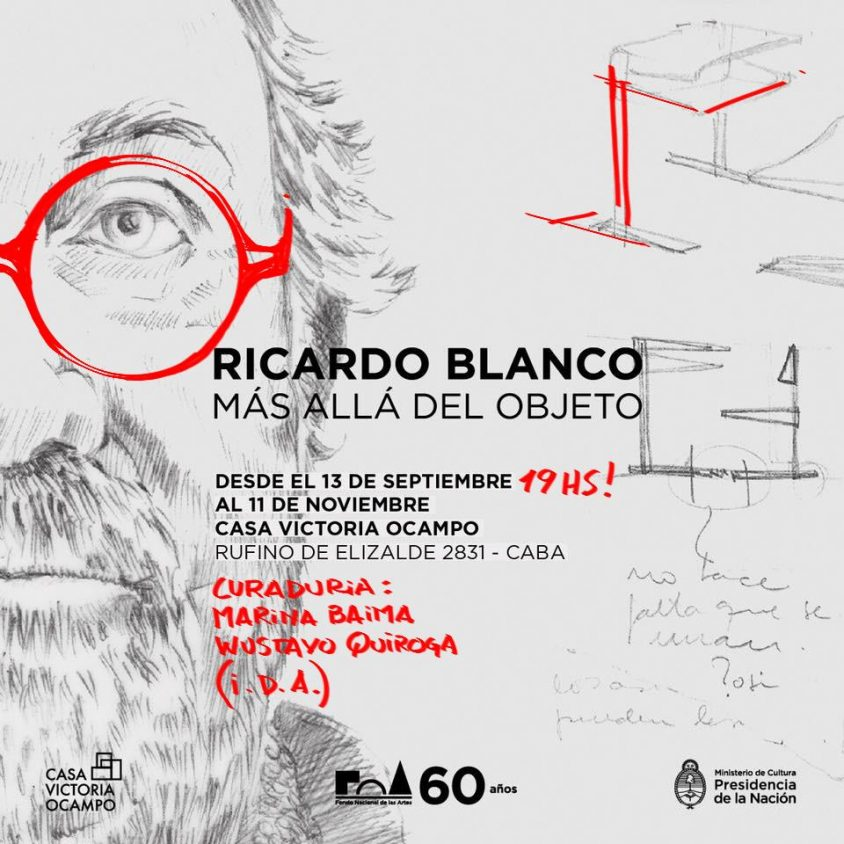 Una muestra homenaje a Ricardo Blanco 1