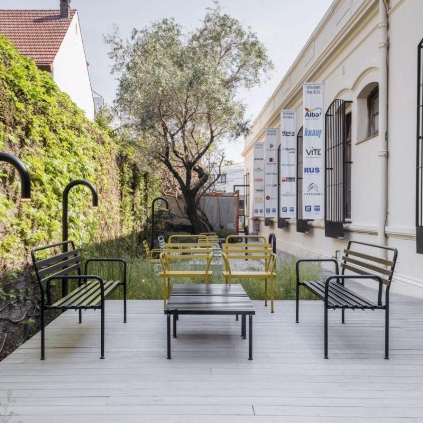 Casa FOA 2018: Cafetería y Bar 3