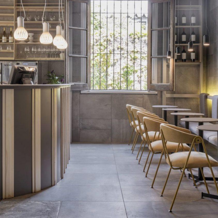 Casa FOA 2018: Cafetería y Bar 2