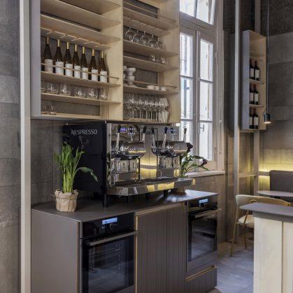 Casa FOA 2018: Cafetería y Bar 12