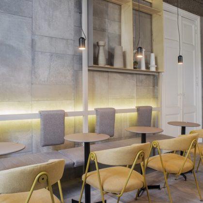 Casa FOA 2018: Cafetería y Bar 21