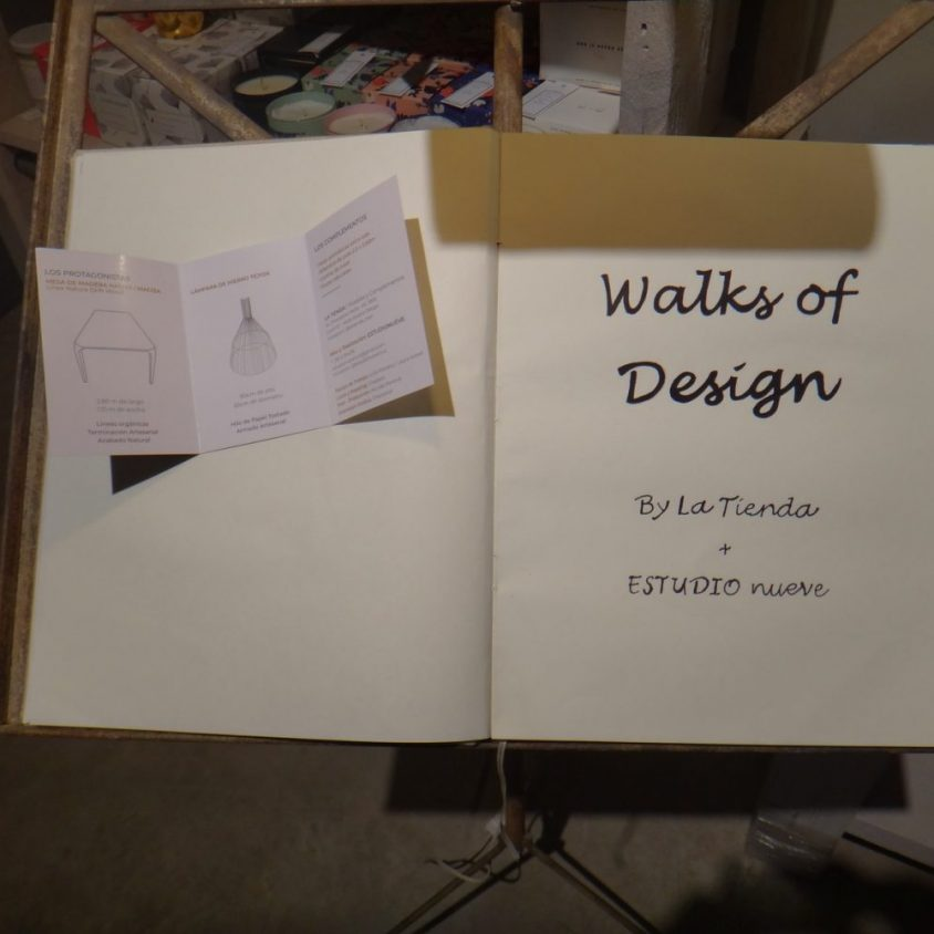 Walks of Design: La Tienda 1