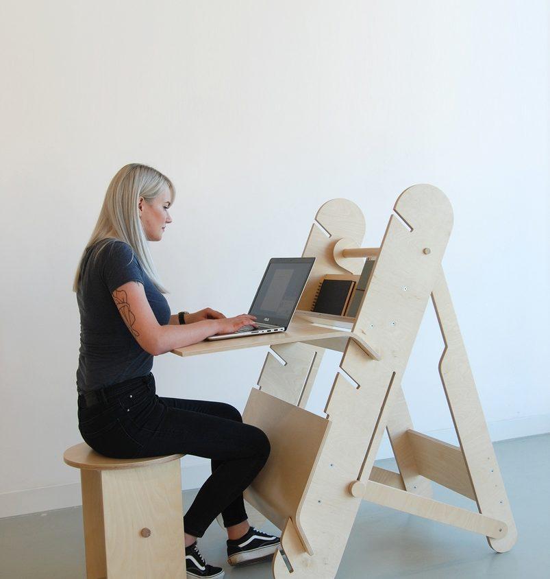 El escritorio saludable 1