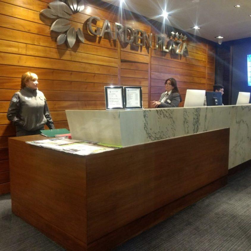 Hotel Garden Plaza 9