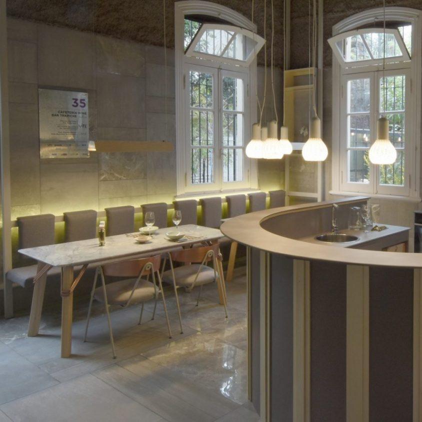 Casa FOA 2018: Cafetería y Bar 1