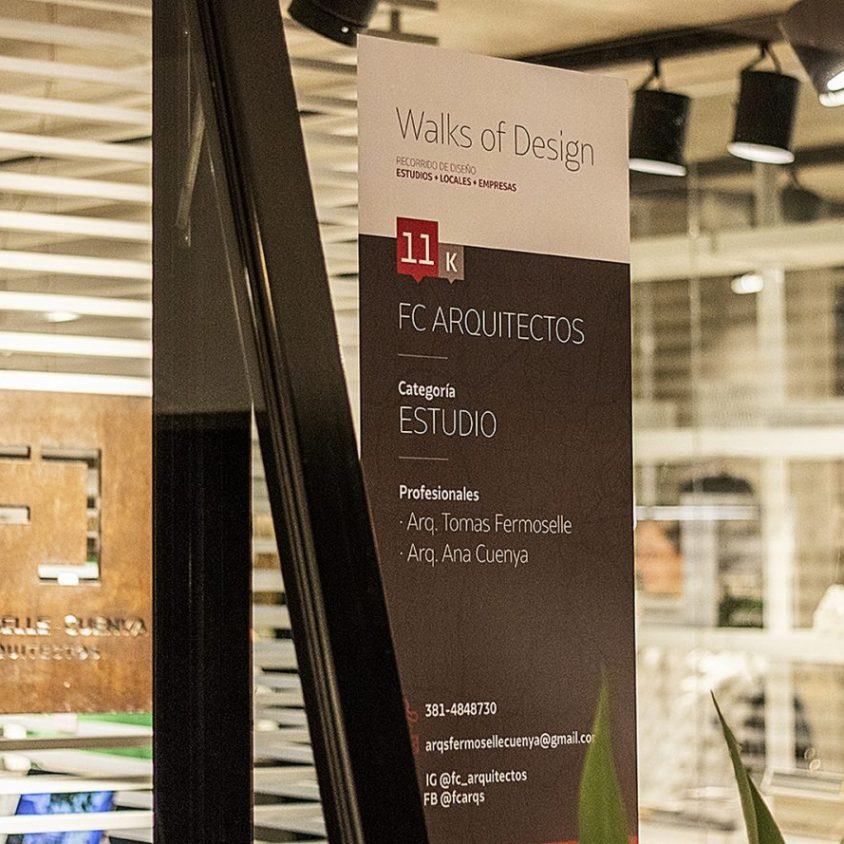 Walks of Design: Fermoselle Cuenya Arquitectos 2