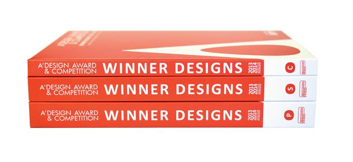 Los fascinantes diseños de A' Design Awards 1