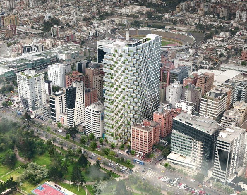 BIG prepara su primer proyecto en Latinoamérica 1