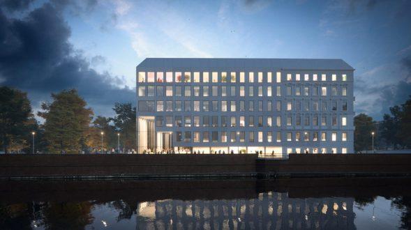 La renovación de un edificio histórico por MVRDV 10