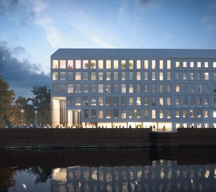 La renovación de un edificio histórico por MVRDV 2