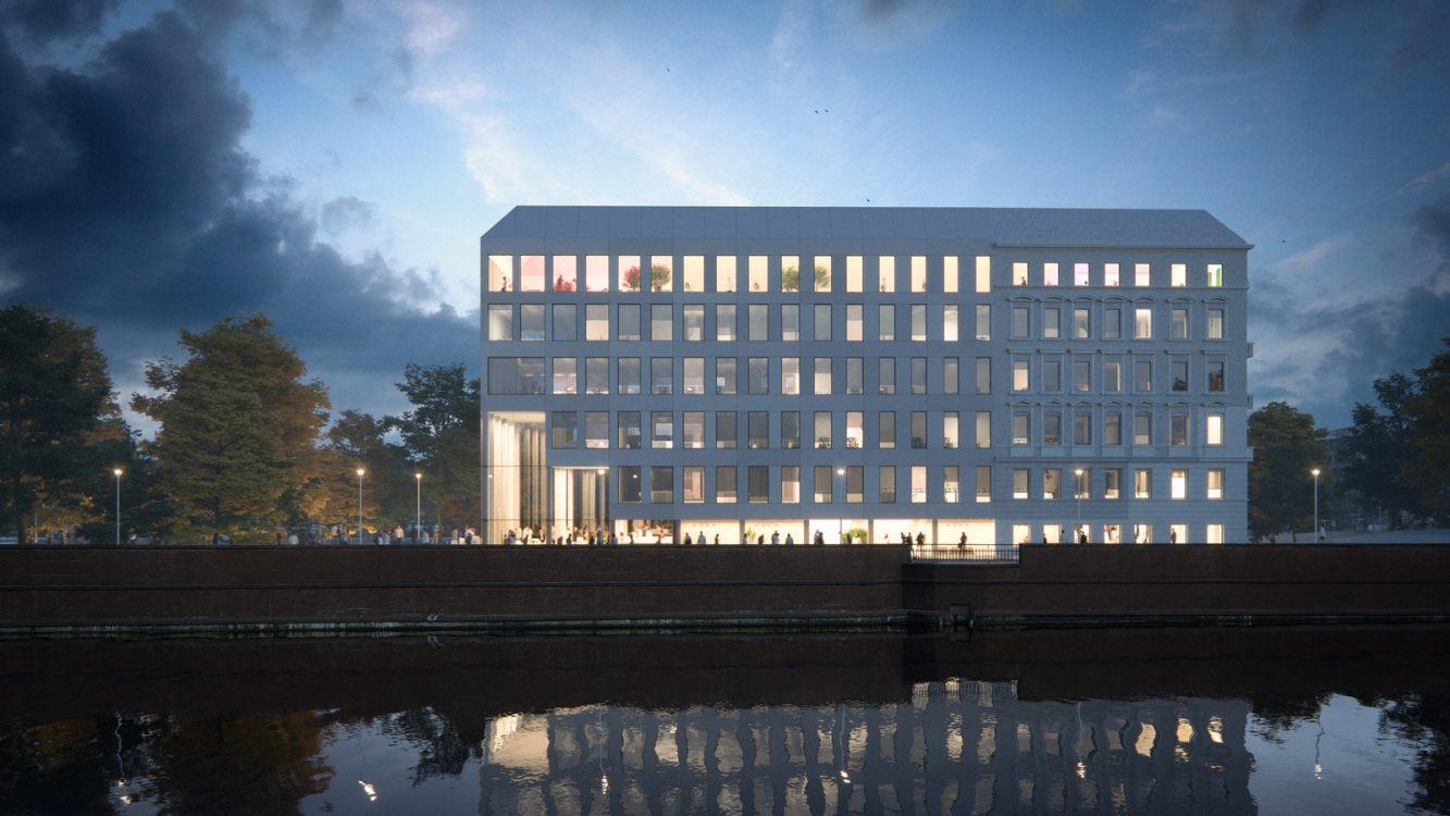 La renovación de un edificio histórico por MVRDV 5