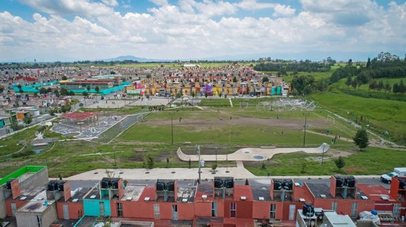 Parques urbanos que revitalizan los barrios 14