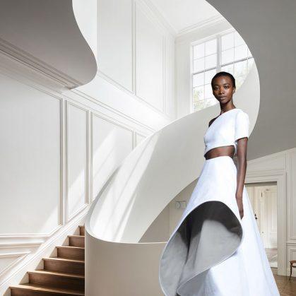 La justa combinación entre moda y arquitectura 5