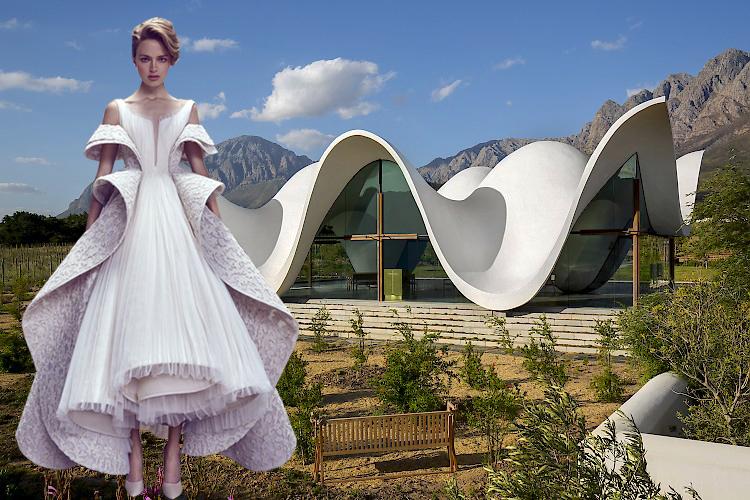 La justa combinación entre moda y arquitectura 10