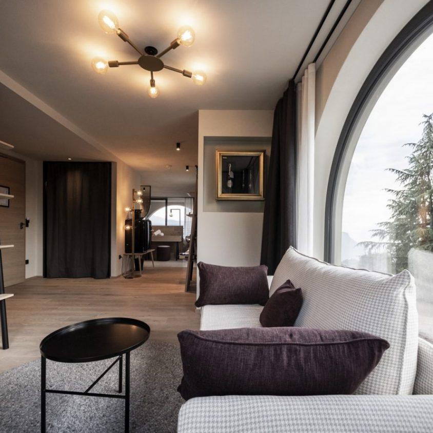 Los arcos del hotel Gloriette 12