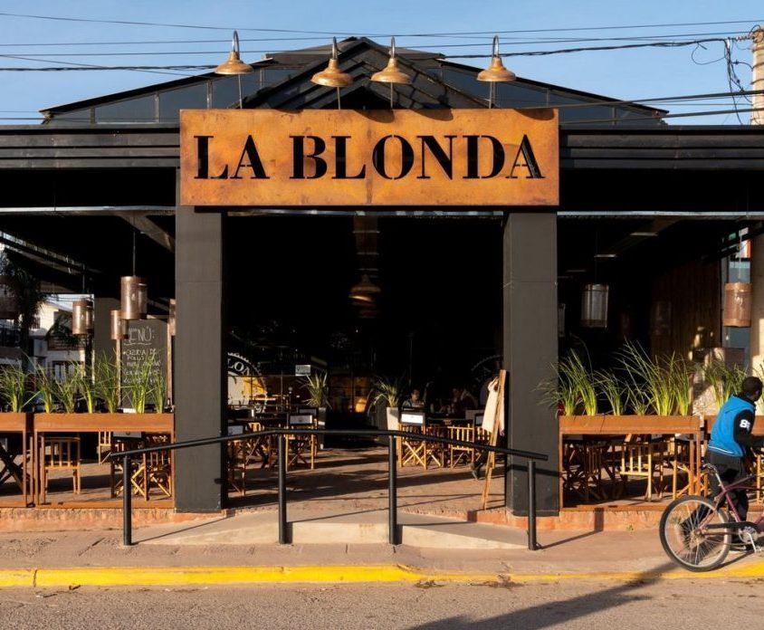 La Blonda 1