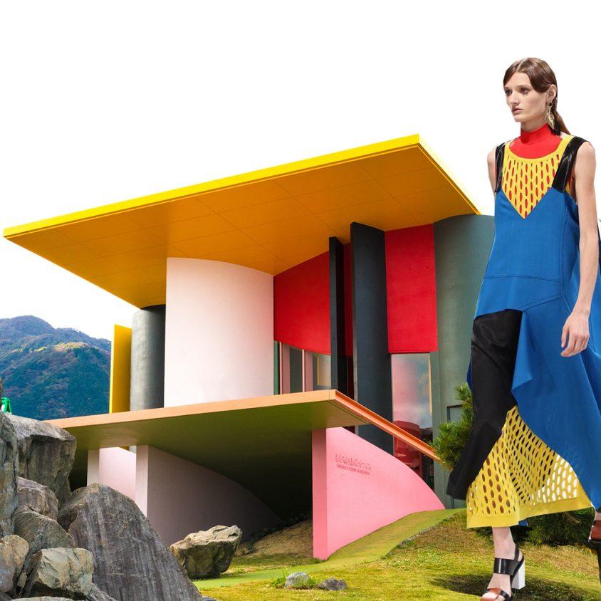 La justa combinación entre moda y arquitectura 3