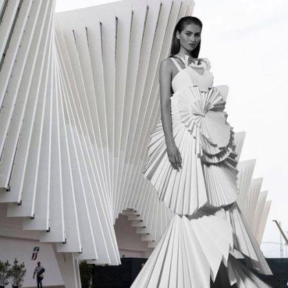 La justa combinación entre moda y arquitectura 7