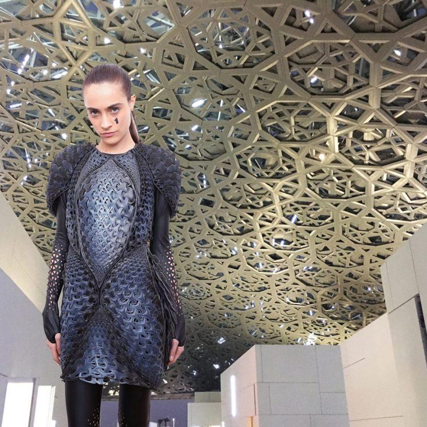 La justa combinación entre moda y arquitectura 4