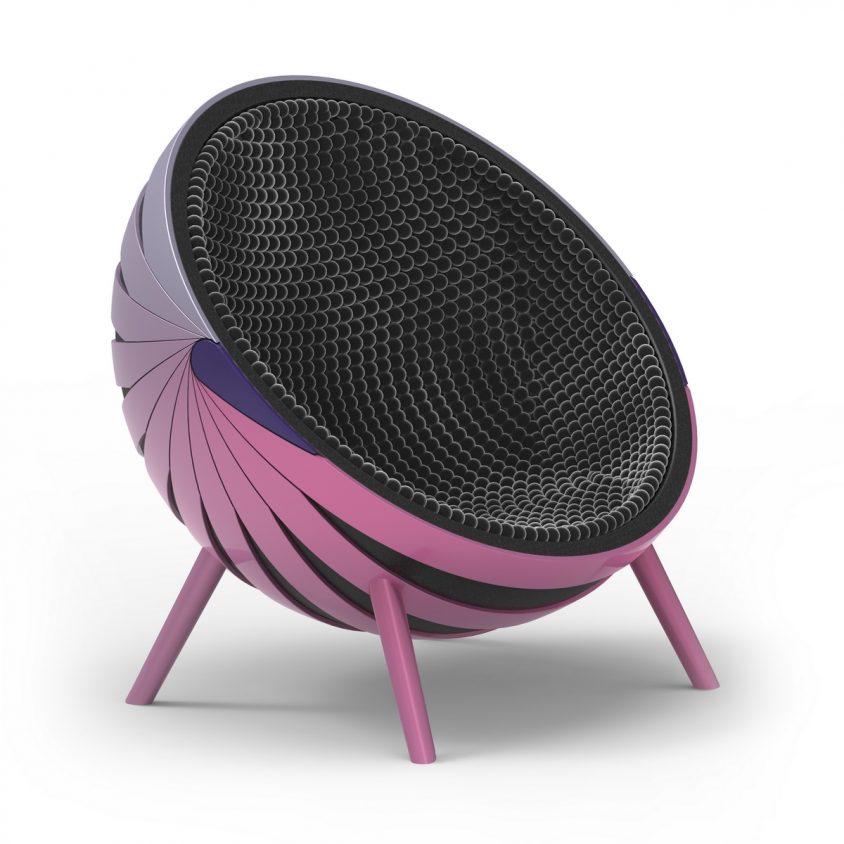 Los fascinantes diseños de A' Design Awards 25