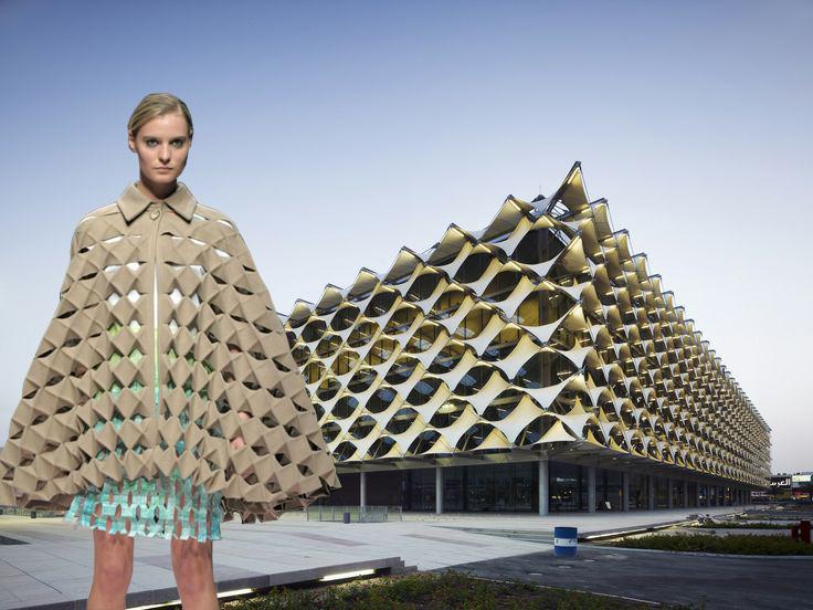 La justa combinación entre moda y arquitectura 8