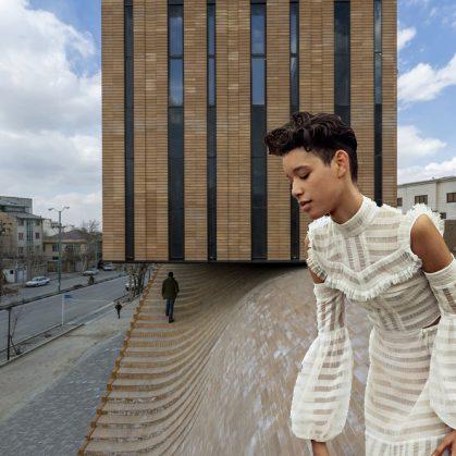 La justa combinación entre moda y arquitectura 6