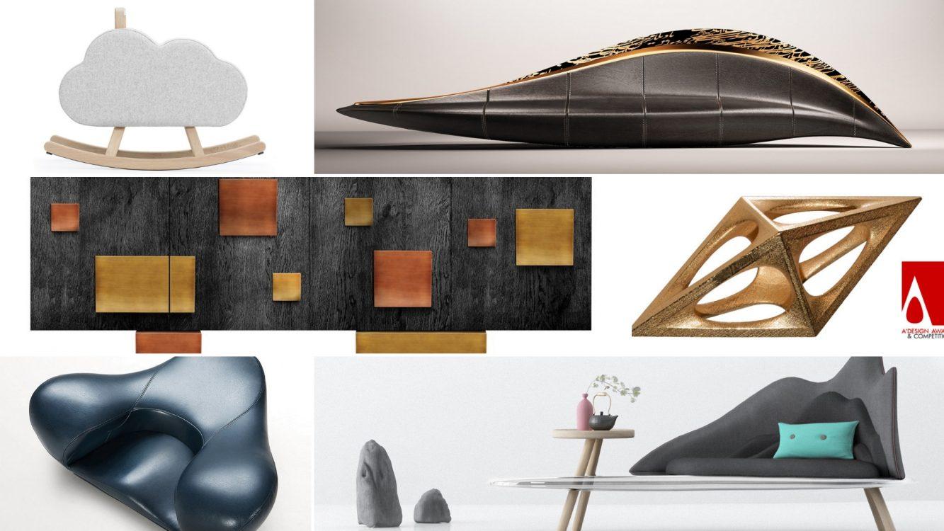 Los fascinantes diseños de A' Design Awards 30