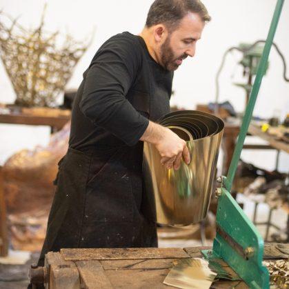 Marcelo Toledo, un artesano del arte 21